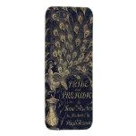 Antique Jane Austen Pride and Prejudice Peacock iPhone 5 Covers