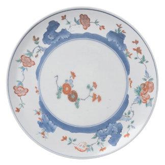 Antique Japan Arita Ware Kakiemon Reproduction Dinner Plate