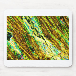 Antique Junk Style Fashion Art Solid Shiny Royal R Mouse Pad