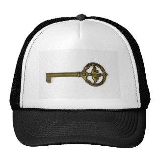 antique key trucker hat