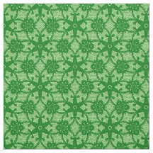 Emerald Green Lace Fabric