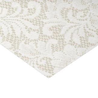 Antique Lace Tissue Paper