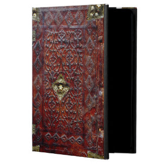 Antique Leather Book Bibliophile Cover For iPad Air