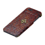 Antique Leather Book Bibliophile iPhone 5 Covers
