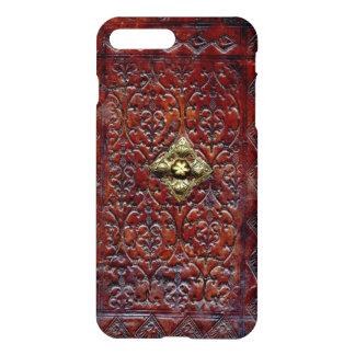 Antique Leather Book Bibliophile iPhone 7 Plus Case