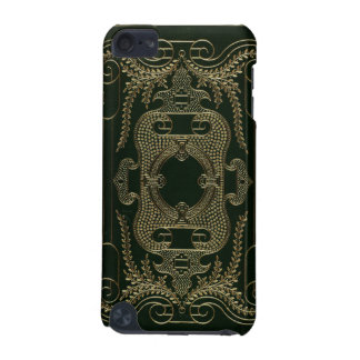Antique Leather Book binding iPod Touch (5th Generation) Case