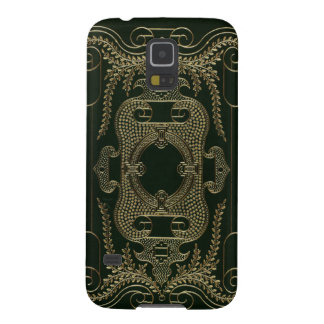 Antique Leather Book binding Galaxy Nexus Cover