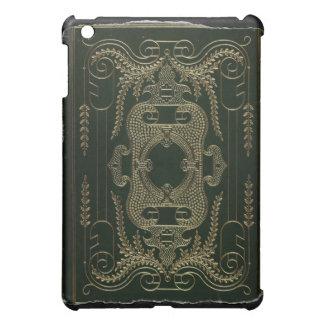 Antique Leather Book binding iPad Mini Cover