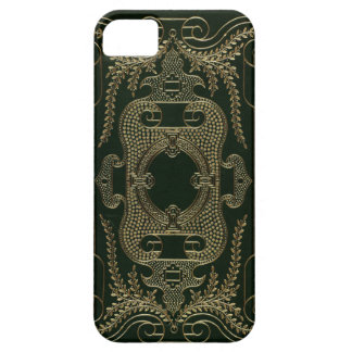 Antique Leather Book binding iPhone 5 Covers