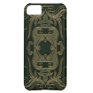 Antique Leather Book binding iPhone 5C Cases