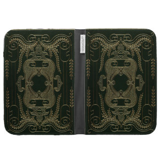 Antique Leather Book binding Kindle 3G Cases