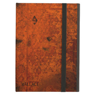 Antique Leather Bound Hundreds of Years Old iPad Air Covers