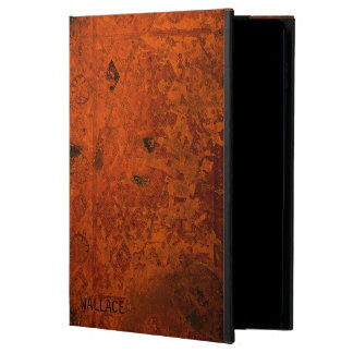 Antique Leather Bound Hundreds of Years Old Powis iPad Air 2 Case