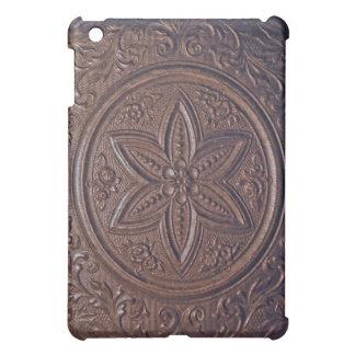 Antique Leather iPad Mini Case