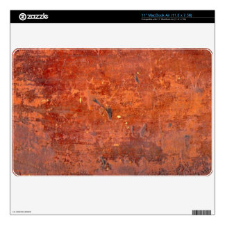 Antique Leather Look Decal For The MacBook