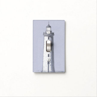 Antique Lighthouse Switchplate Switch Plate Cover