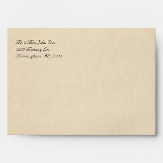 Antique Look Envelopes