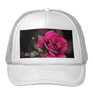 Antique Love Rose Trucker Hat