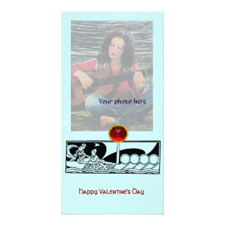 ANTIQUE LOVE RUBY ,blue Card