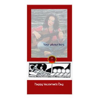 ANTIQUE LOVE RUBY PHOTO CARD