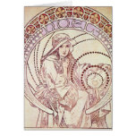 Antique Love Stationery Note Card