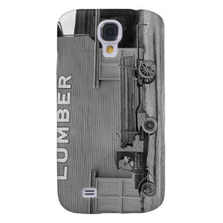 Antique Lumber Truck, 1920s Galaxy S4 Cover