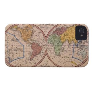 Antique Map Case-Mate iPhone 4 Case
