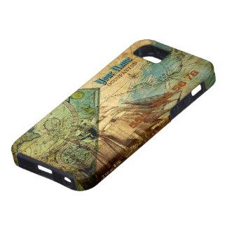 Antique Map - iPhone 5 Case