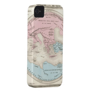 Antique Map iPhone Case