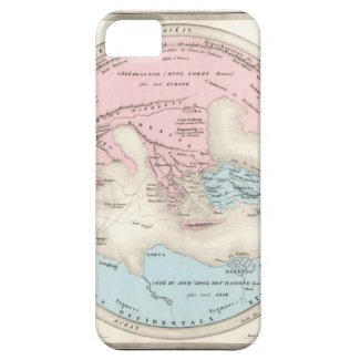 Antique Map iPhone Case