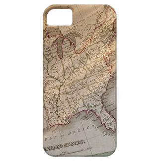Antique map iPhone SE/5/5s case