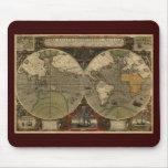 Antique Map Mousepad