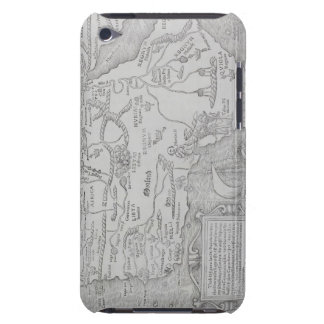 Antique Map of Africa Barely There iPod Covers