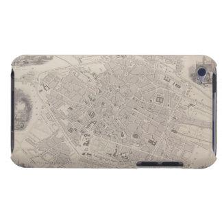 Antique Map of Belgium iPod Touch Case-Mate Case
