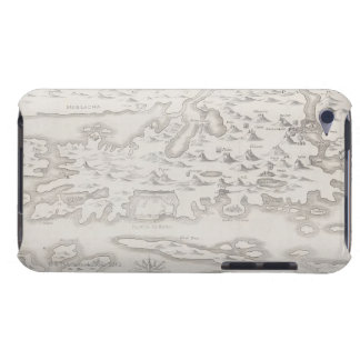 Antique Map of Croatia iPod Touch Case