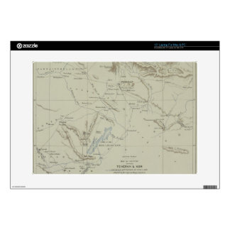Antique Map of Iran Skin For Laptop