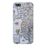 Antique Map of Japan iPhone 5 Cover