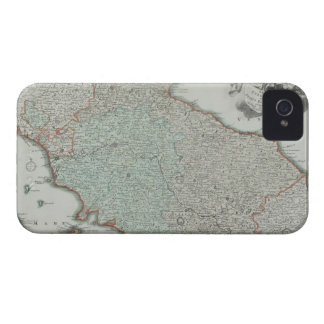 Antique Map of Lazio, Italy Case-Mate iPhone 4 Case