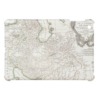 Antique Map of Persia- Iran, Afghanistan, & Iraq Cover For The iPad Mini
