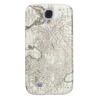 Antique Map of Persia- Iran, Afghanistan, & Iraq Samsung S4 Case