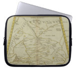 Antique Map of Russia Laptop Computer Sleeves