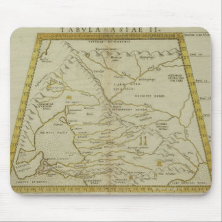 Antique Map of Russia Mouse Pad