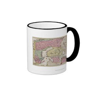 Antique Map of Sweden 2 Mug