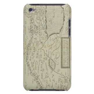 Antique Map of the Holy Land Case-Mate iPod Touch Case