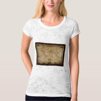Antique Map Series T-Shirt