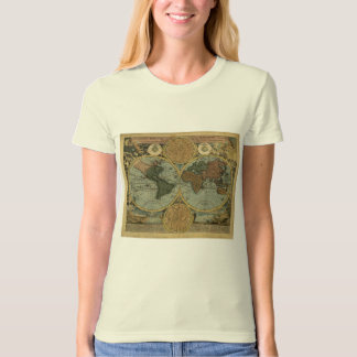 Antique Map Series T Shirts