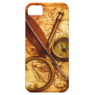 Antique Map with Compas Case-Mate iPhone 5/5S Case