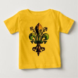 Antique Mardi Gras Fleur T Shirt
