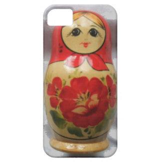 Antique Matryoshka Russian Doll I5 Cover