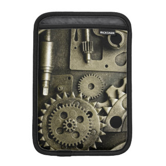 Antique Mechanical Gears Manly Sleeve For iPad Mini